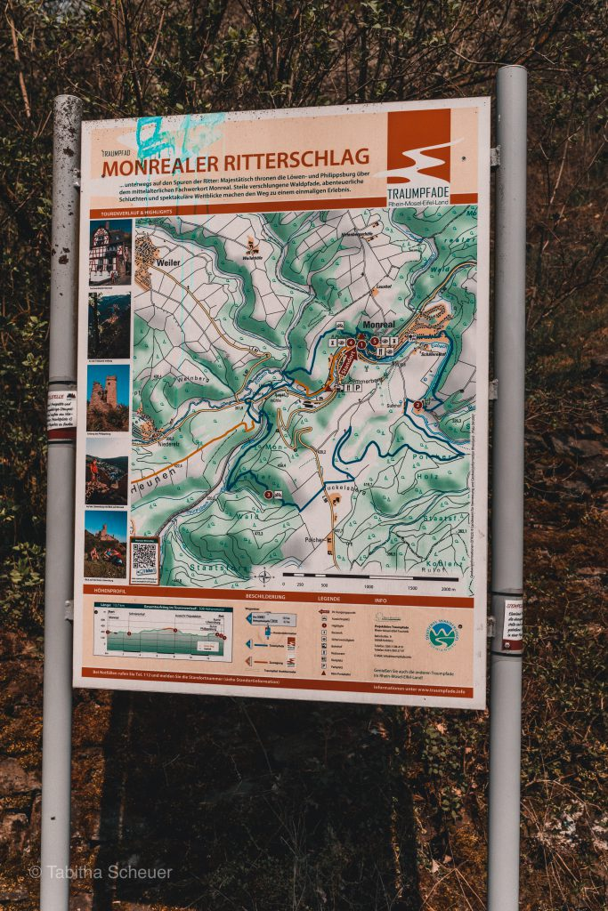 Monreal Wanderweg | Wanderwege in der Eifel