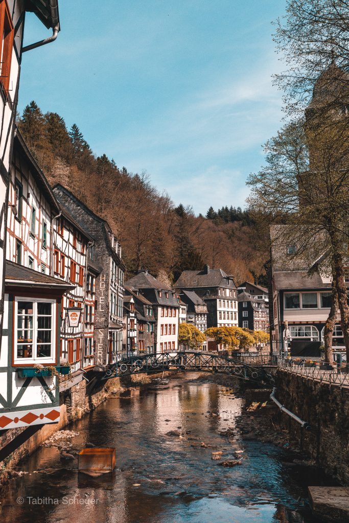 Monschau Deutschland |Eifel |Monschau |Germany