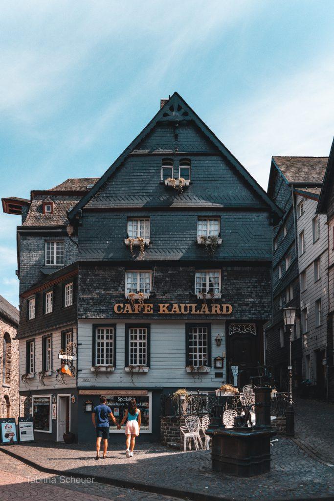 Monschau Deutschland |Eifel |Monschau |Germany |Café Kaulard | Monschau Cafés