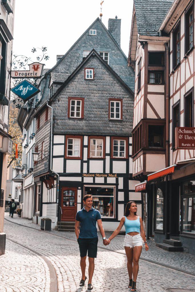 Monschau Deutschland |Eifel |Monschau |Germany |Maison Marion Muck