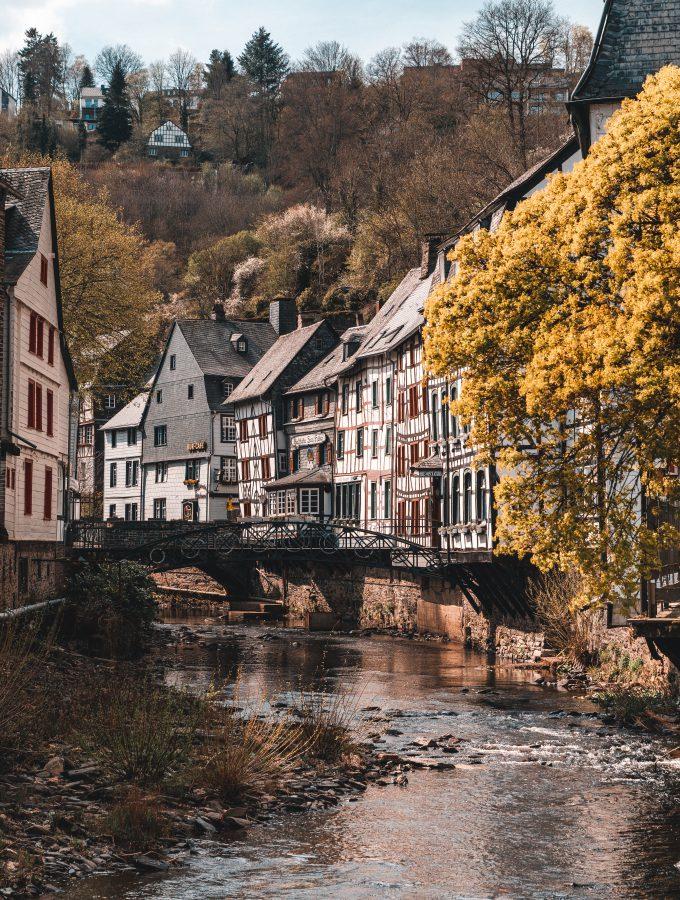 Monschau Deutschland |Eifel |Monschau |Germany |Monschau Landschaft