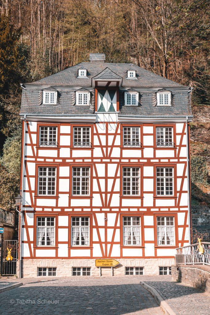 Monschau |Fachwerkhaus in Monschau