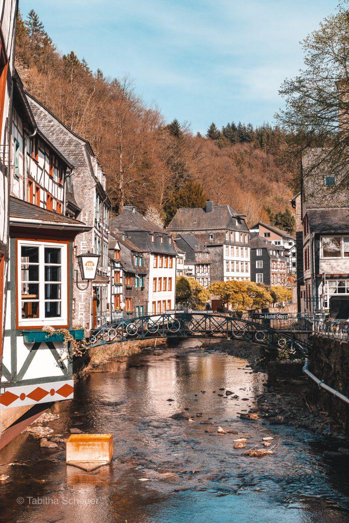 Monschau |Landschaft |Monschau Germany