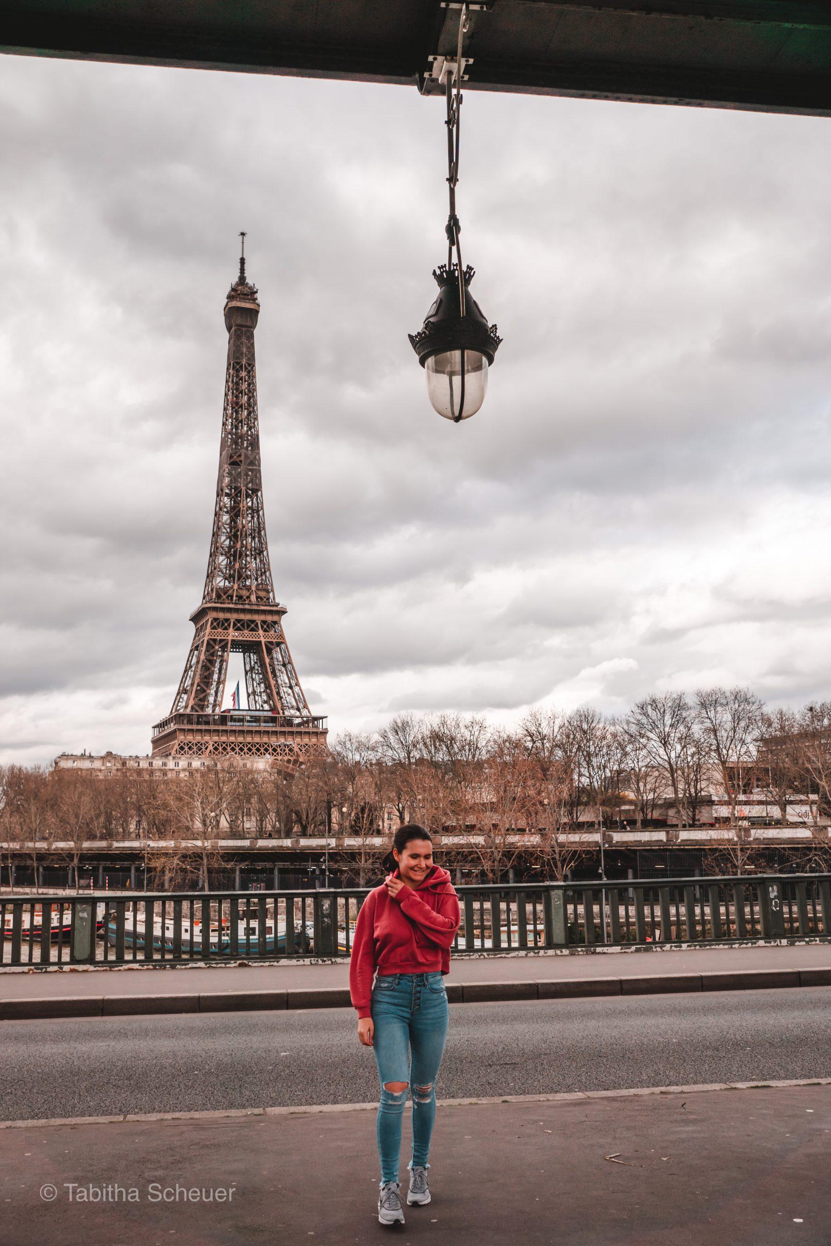 Pont de Bir-Hakeim |Secret Paris Photo Spots |Secret Spots to View the Eiffel Tower