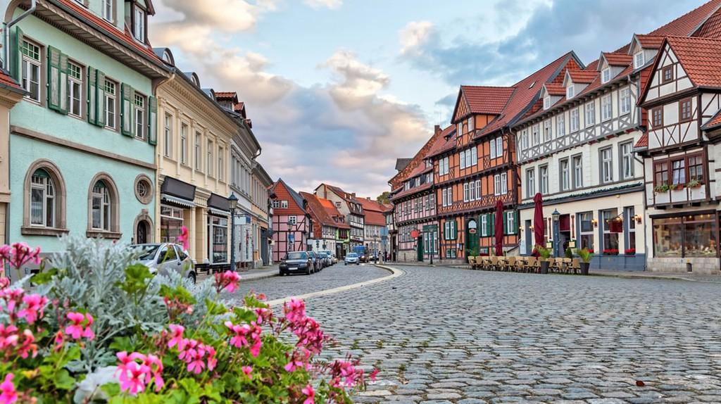 Quedlinburg | Germany Fairytale Towns |Deutsche Fachwerkhäuser