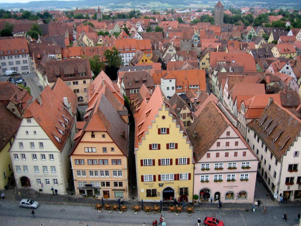 Rothenburg ob der Tauber | Germany Villages | Fairytale Villages in Germany