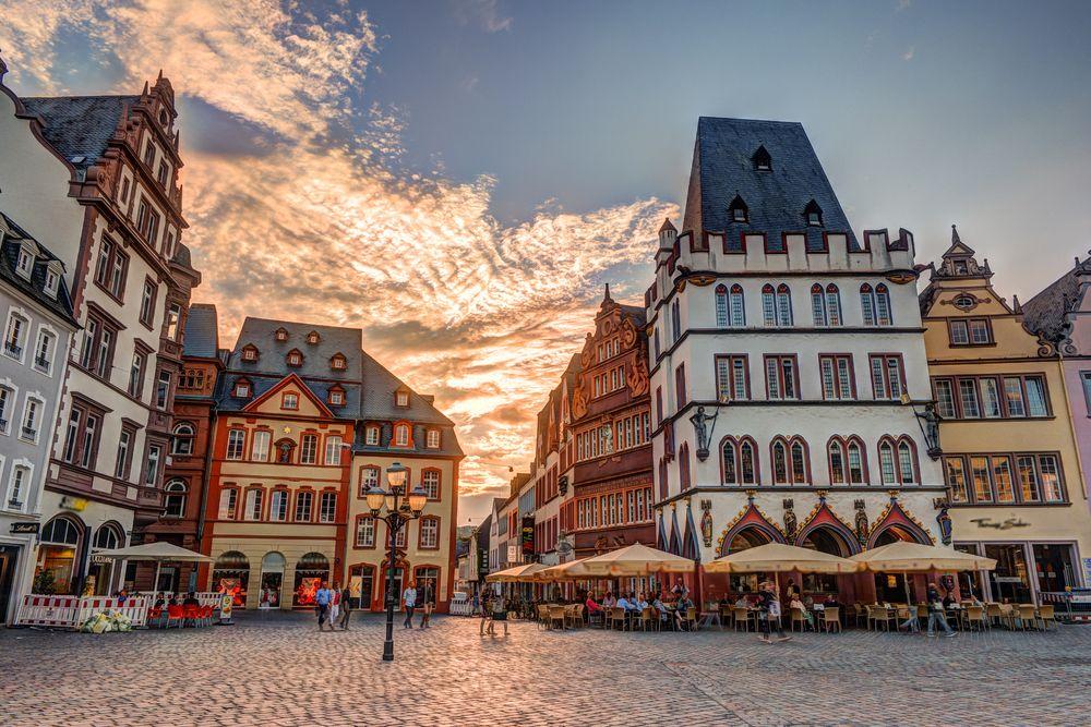 Trier |Sonnenuntergang in Trier