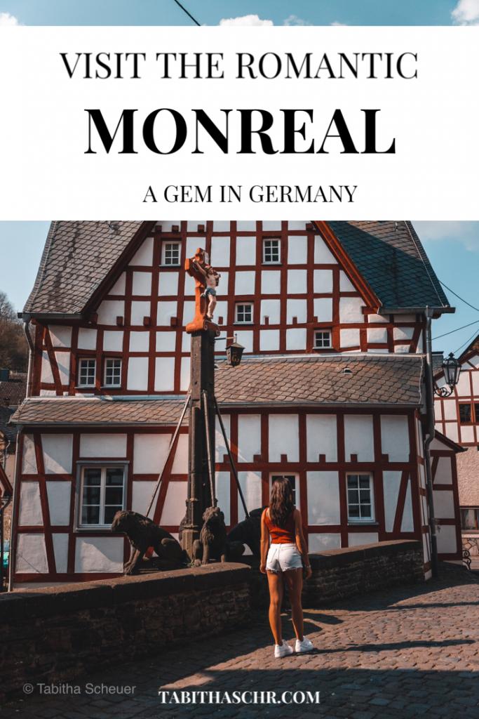 Visiting the romantic city of Monreal |Deutsche Eifel |Monreal in der Eifel