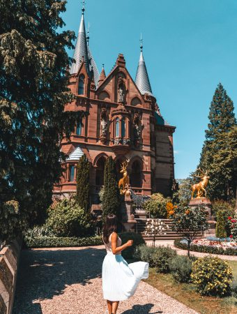 A beautiful day trip to Drachenburg Castle from Cologne