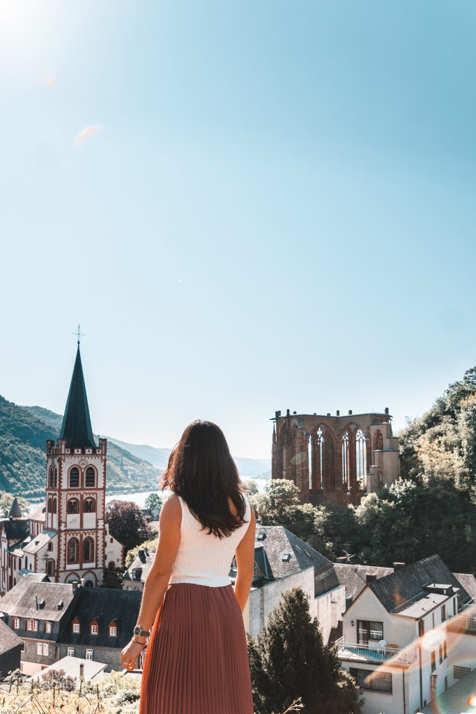 Bacharach | German Fairytale Village Bacharach