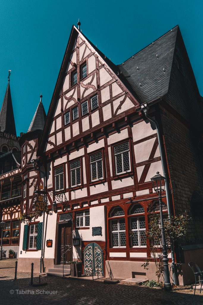 Bacharach Half-Timbered Houses