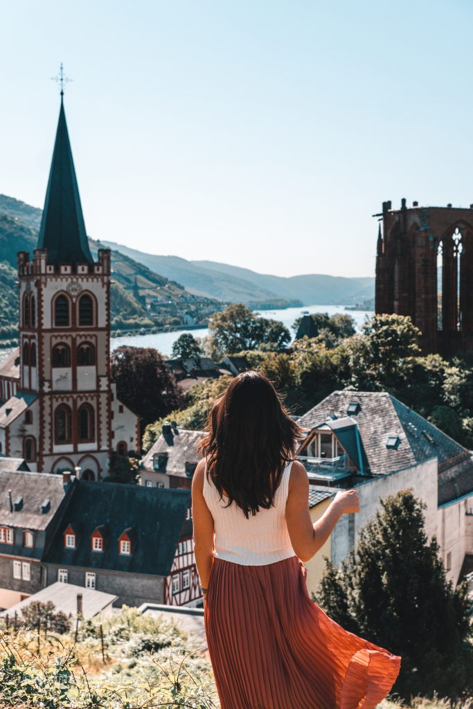 Bacharach View Point | Bacharach in Germany | Fairytale Village in Germany