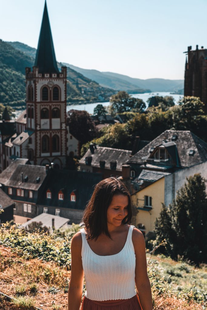 Bacharach Village in Germany | How to spend one day in Bacharach | Bacharach an der Mosel