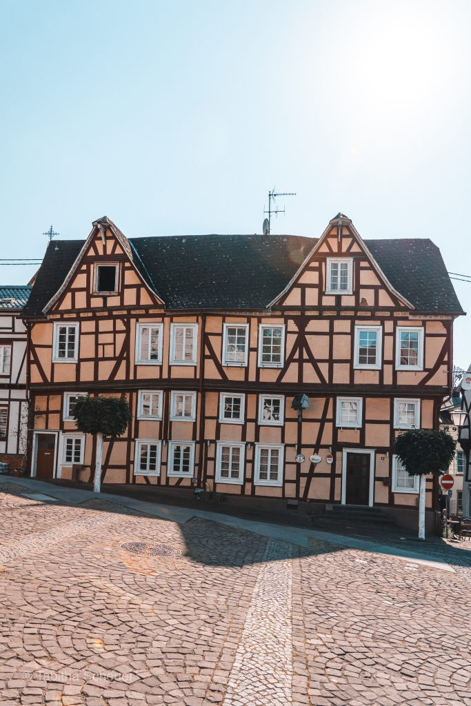 Beautiful Half-Timbered Houses