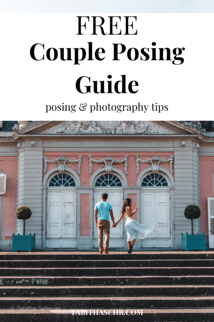 Couple Posing Guide