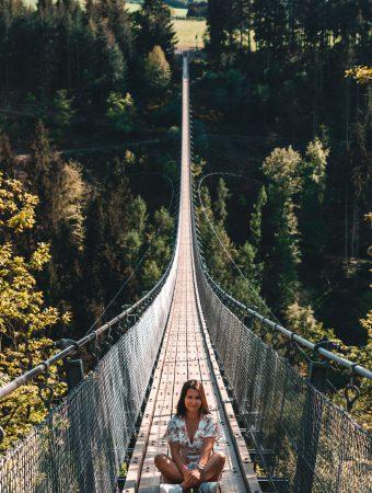 Hängeseilbrücke Geierlay |Germany Rope Bridge