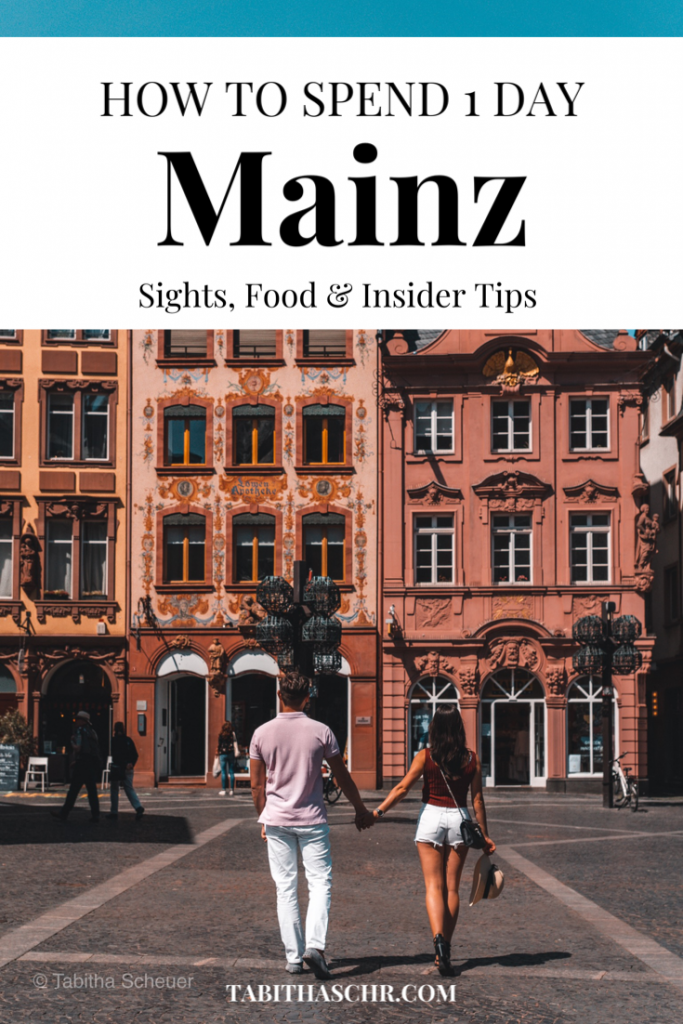 How to spend 1 day in Mainz