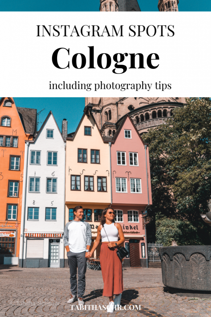 Instagram Hotspots in Cologne, Germany