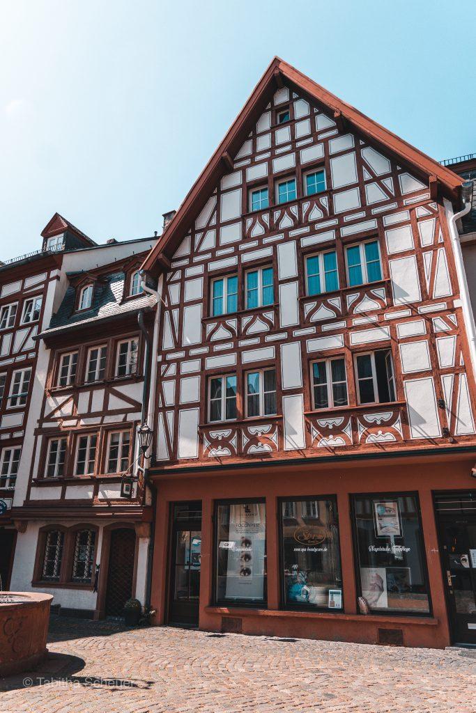 Kirschgartenplatz in Mainz |Mainz Germany | Deutschlandreisen