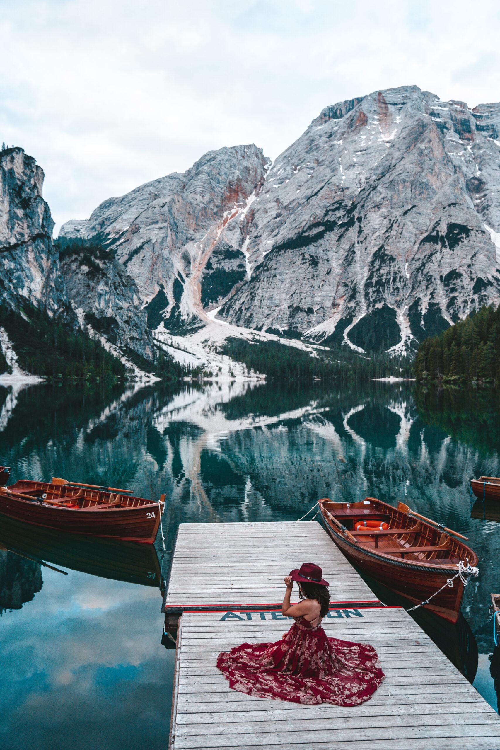 Lago di Braies Photography |Lake Braies