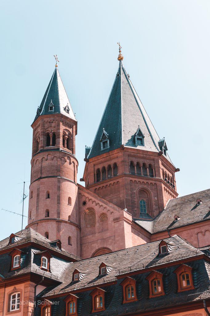 Mainzer Dom |Mainz Tagestrip |What to do in Mainz