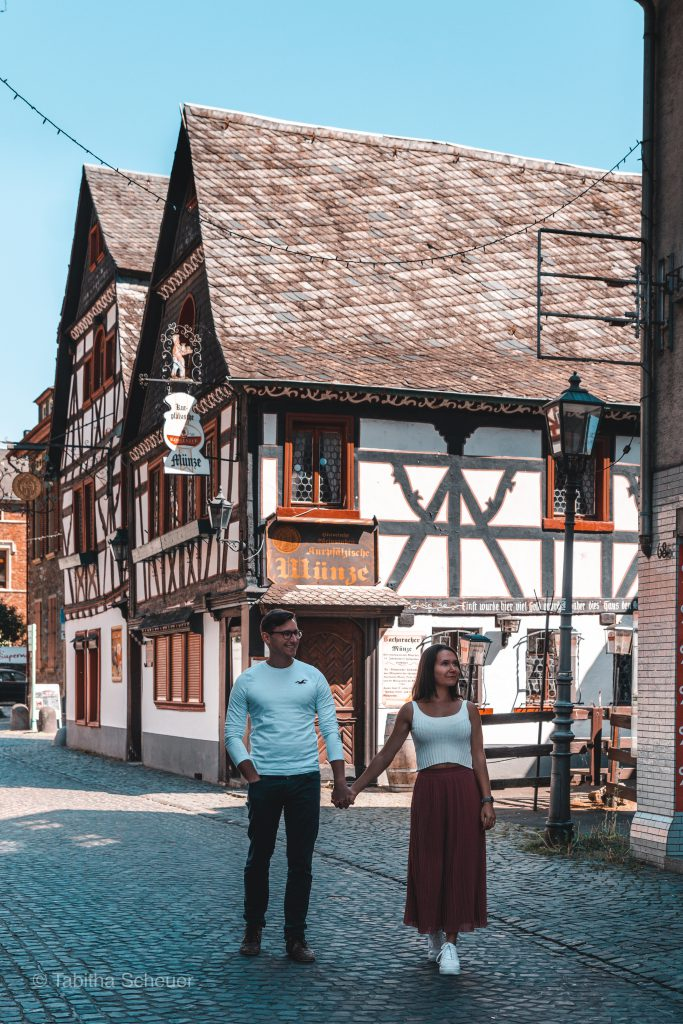 Photo Spots in Bacharach Germany