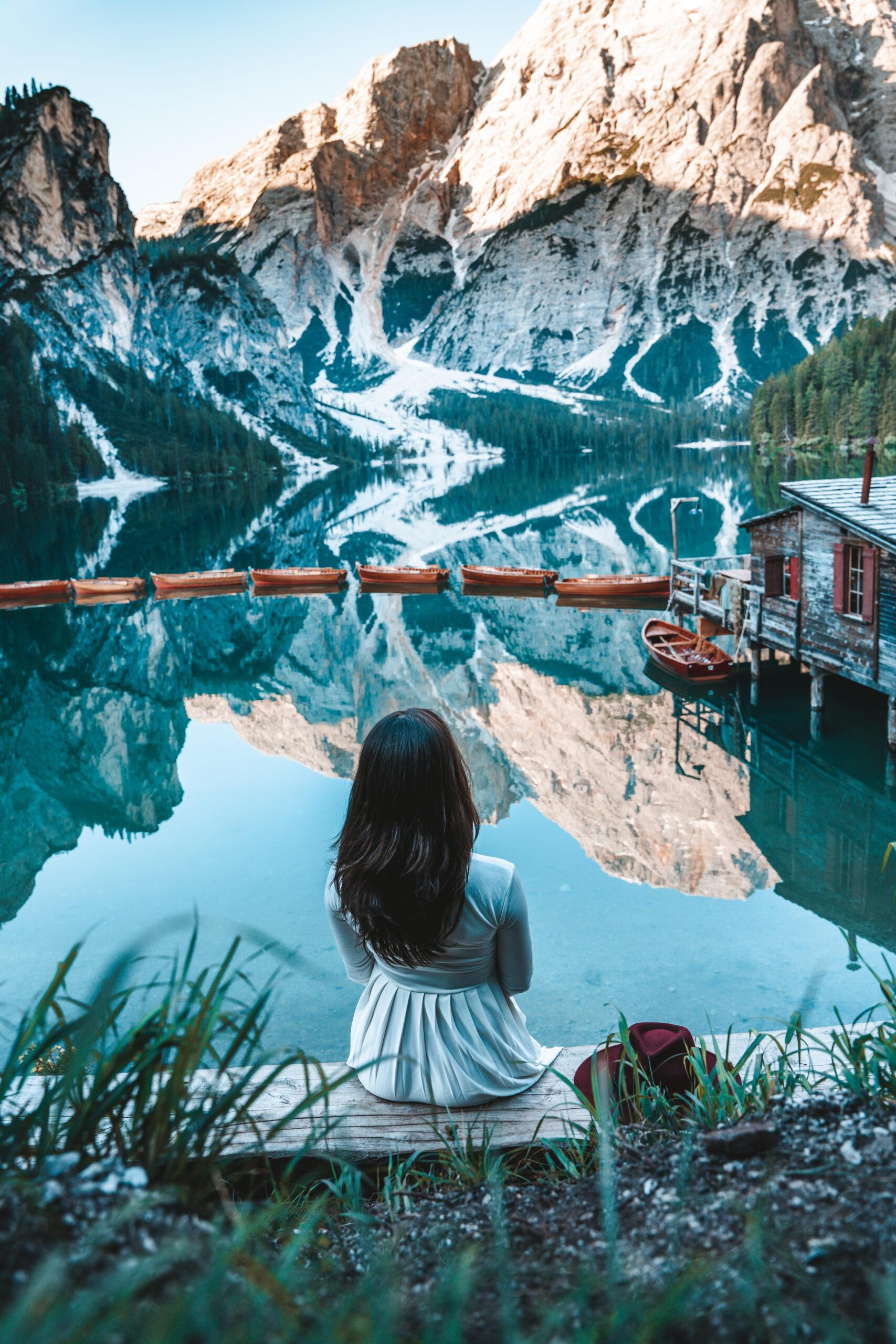 Best Photos at Lago di Braies