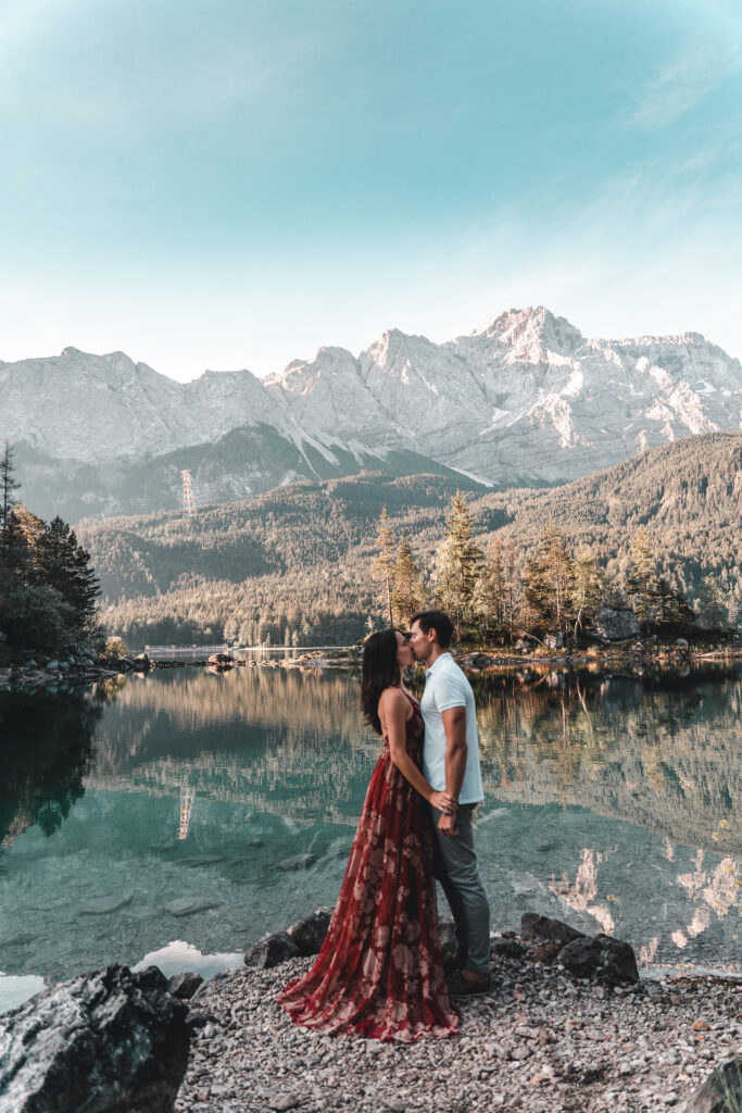 Eibsee Bavaria Photography Tips