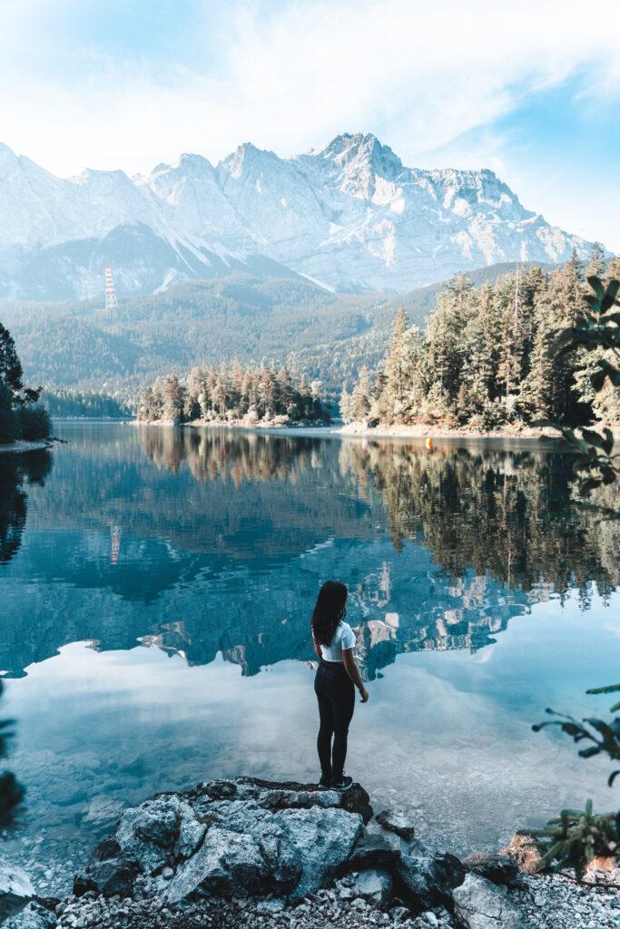 Eibsee in Bavaria |Travel Guide for Lake Eib
