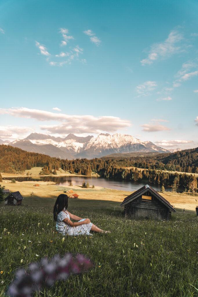 Geroldsee Garmisch