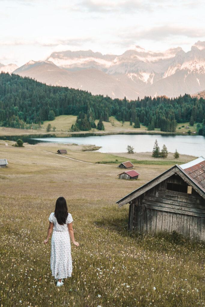 Geroldsee in Bavaria |Photo Spots in Bavaria