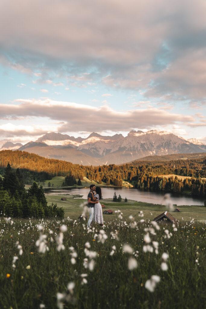 Geroldsee in Garmisch |Photography Locations in Bavaria