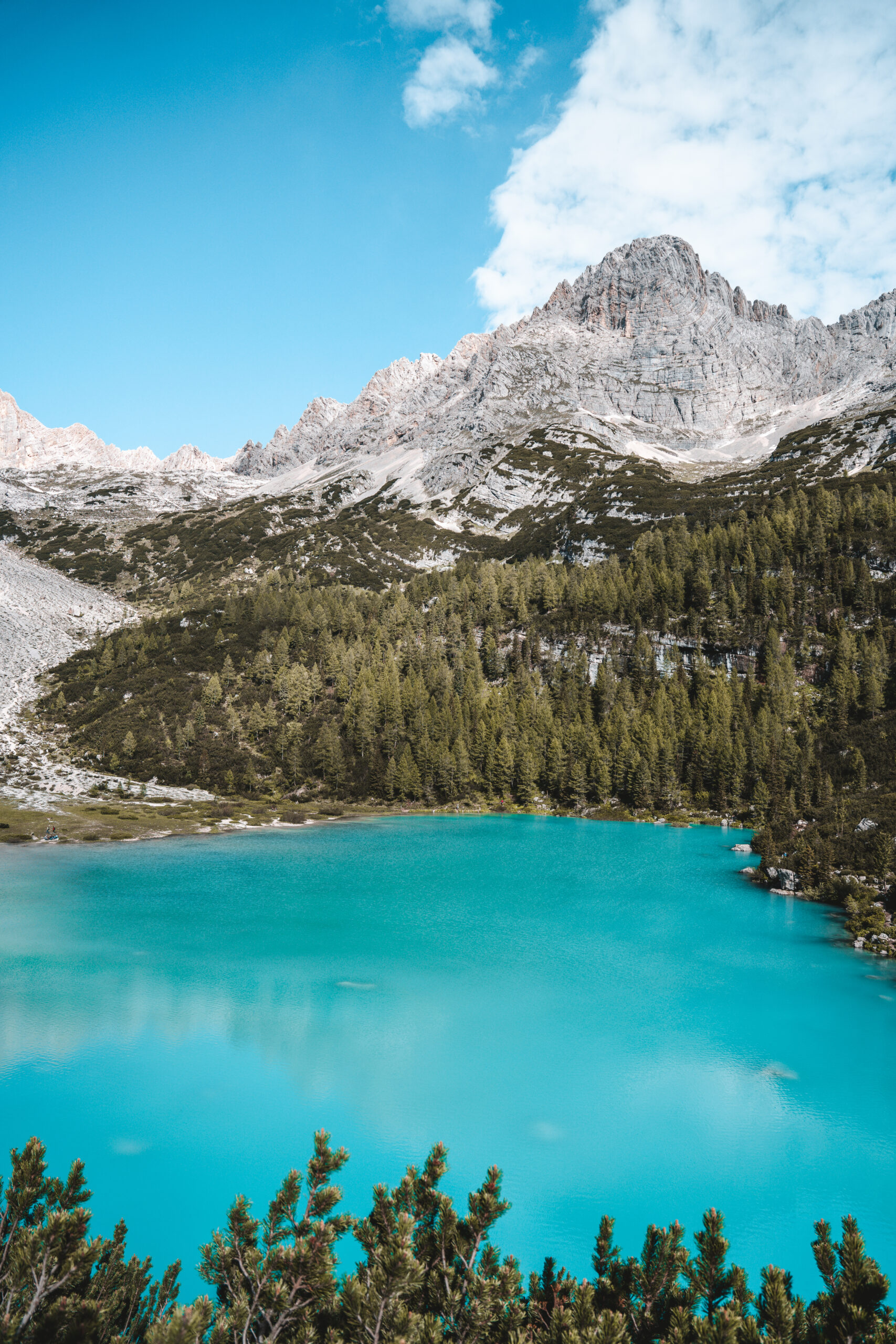 Hike to Lago di Sorapis - everything you need to know