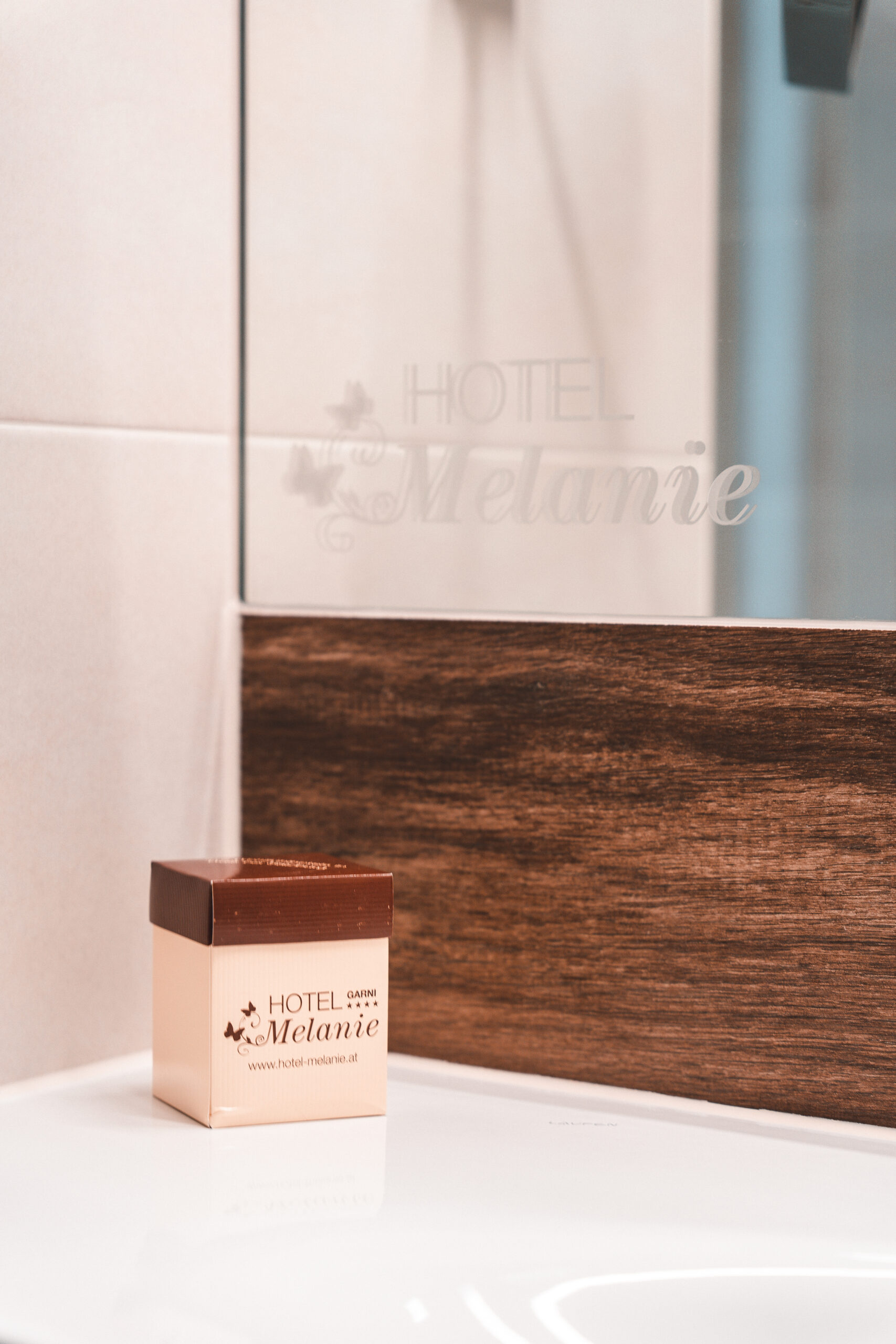 Hotel Melanie | Bath Amenities