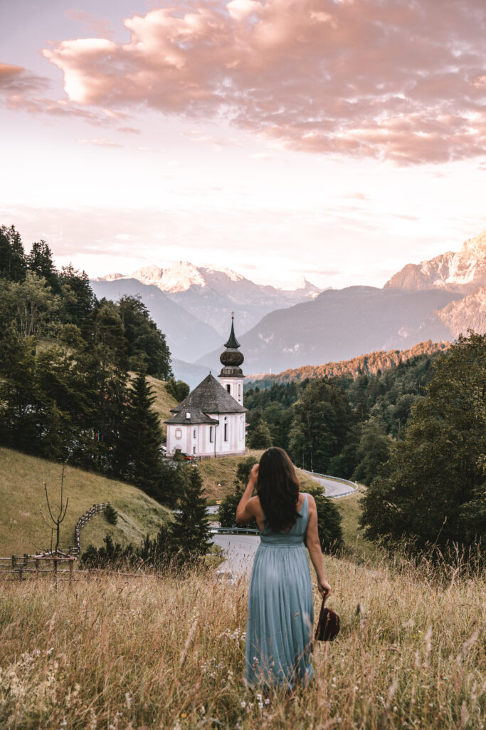 Maria Gern | Photo Spots in Bavaria