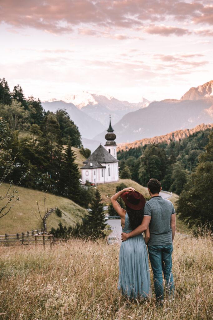 Maria Gern in Bavaria |Berchtesgadener Land Photo Spots