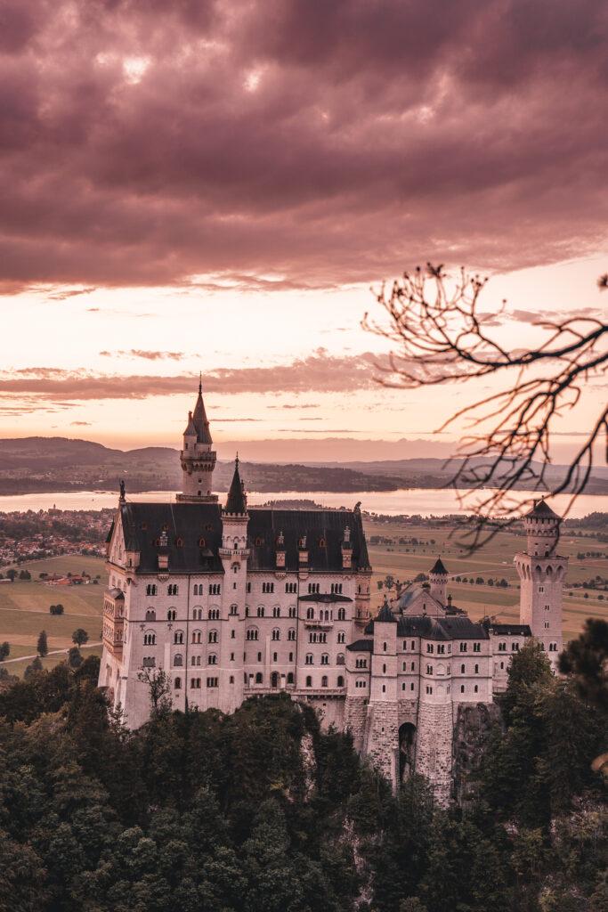 Neuschwanstein Castle Photography