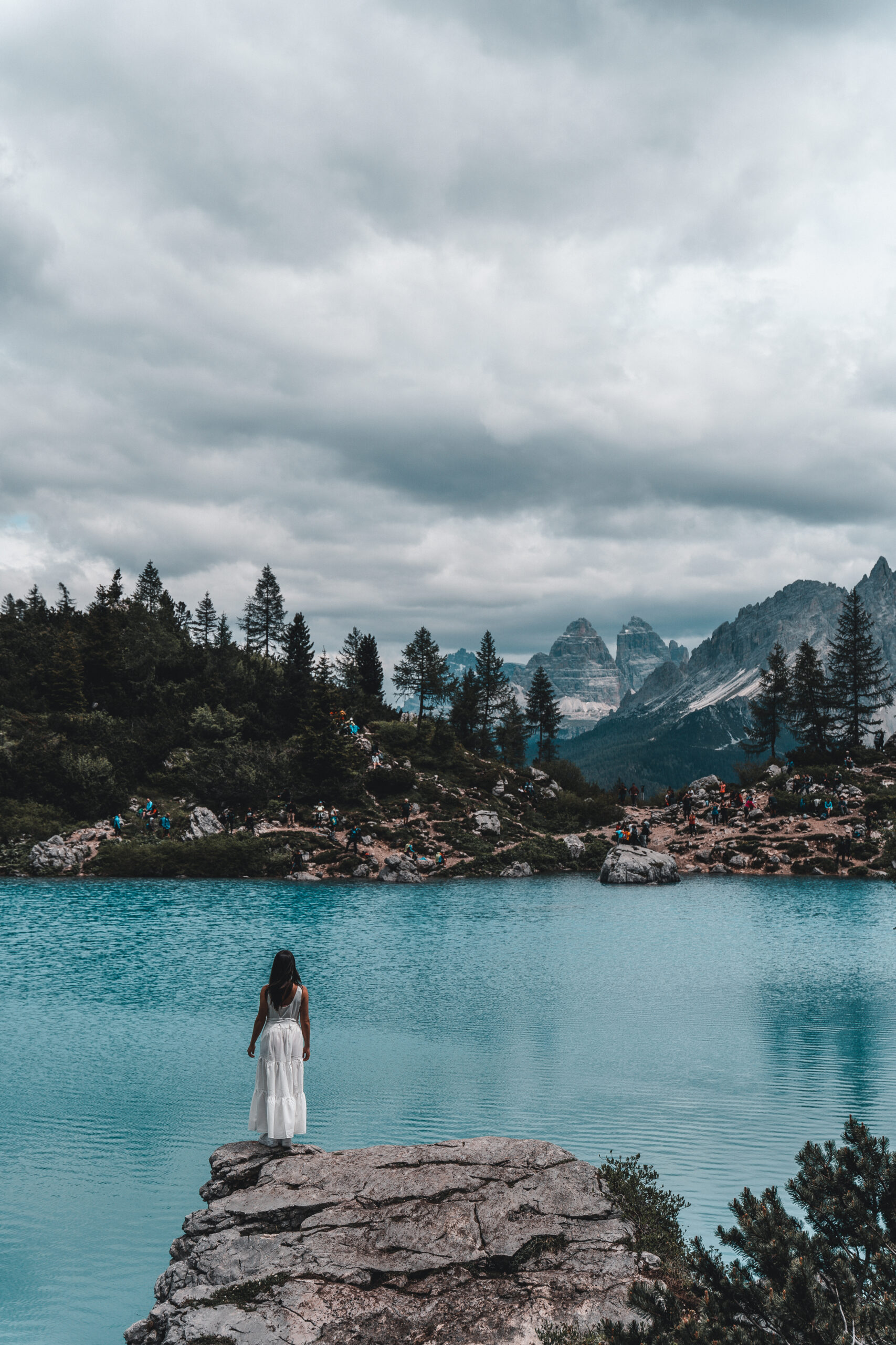 Why you should visit Lake Sorapis in Italy
