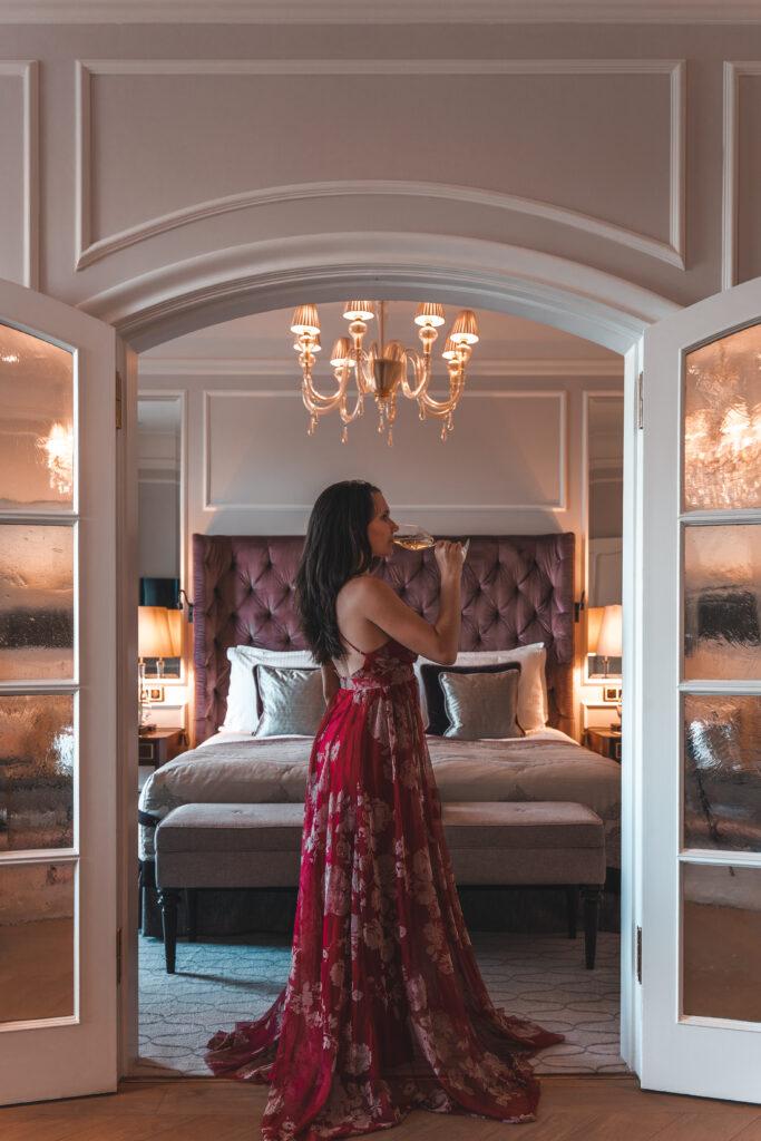 A Luxury Stay in Hamburg at Fairmont Hotel Vier Jahreszeiten