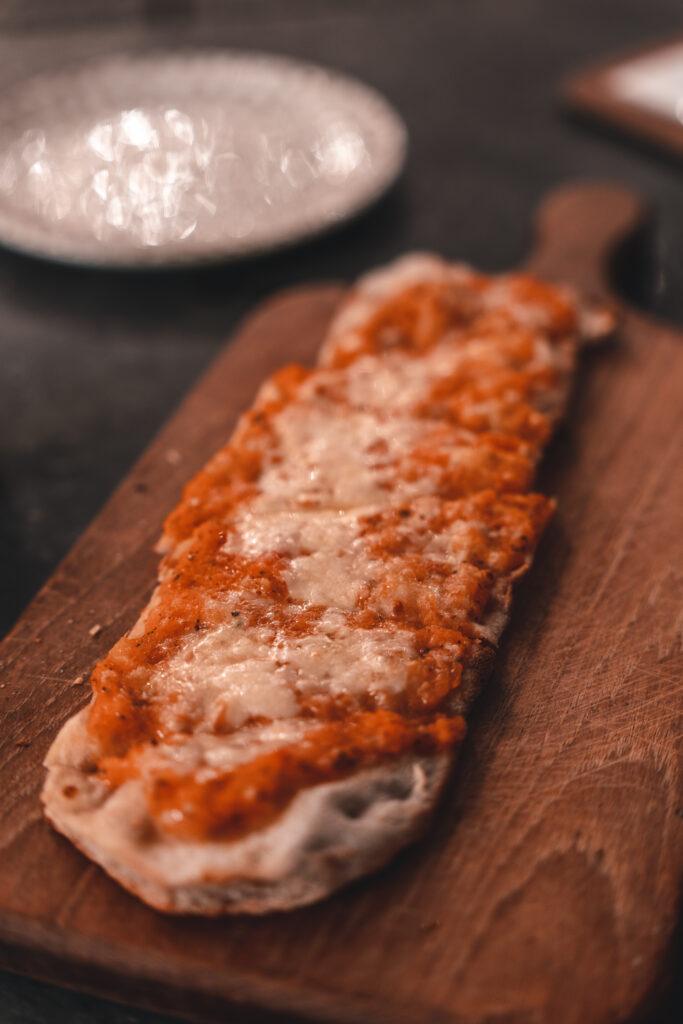 Best Italian dinner in Prague |Piazetta Pop-Up Restaurant
