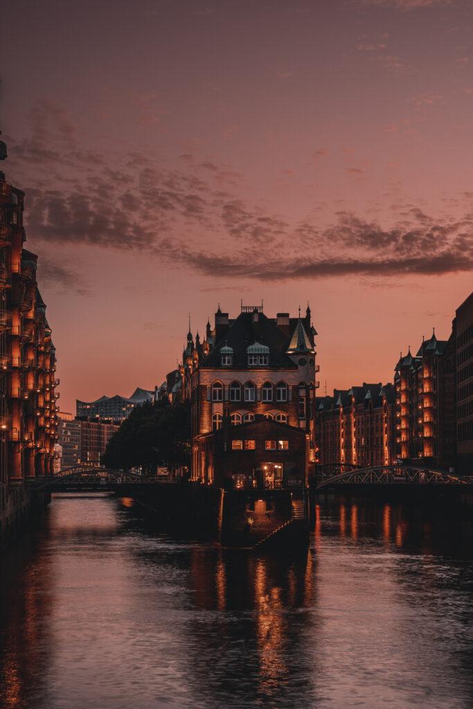 Best photo spots in Hamburg