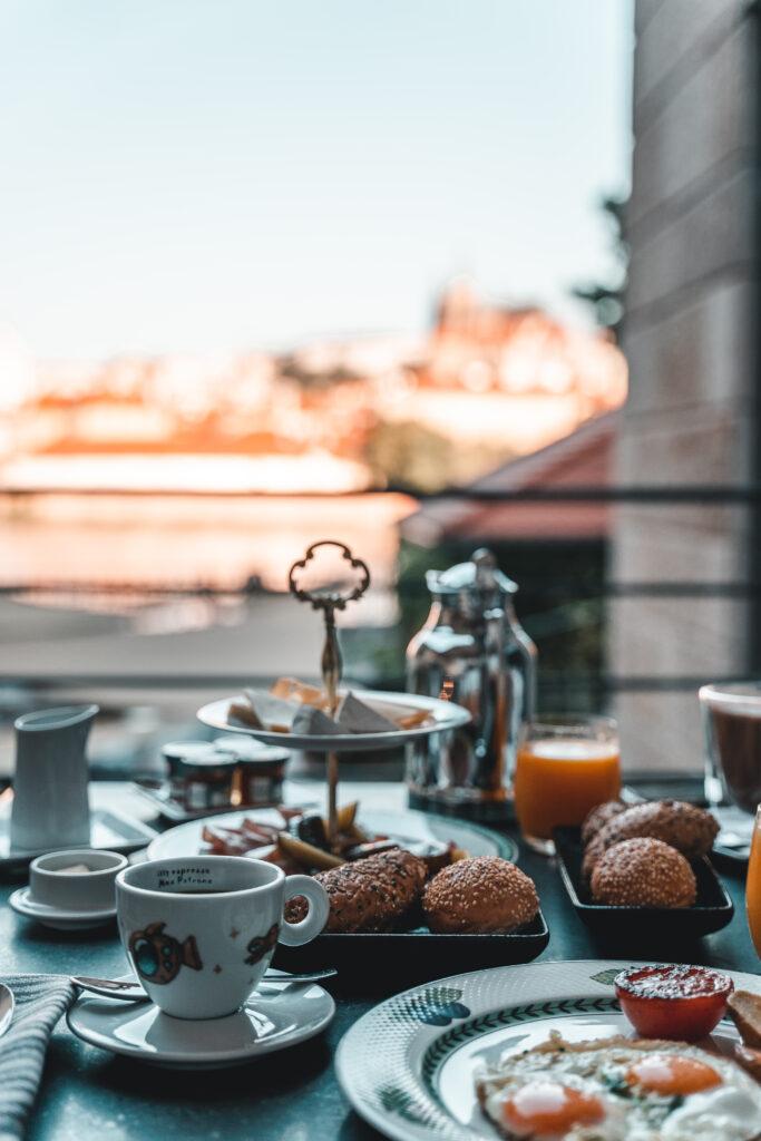 Breakfast in Prague |Bohemian Breakfast at Four Seasons Prague