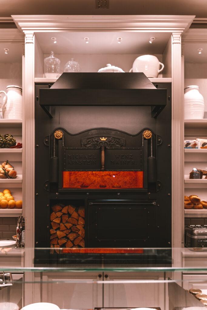 Fairmont Hotel Vier Jahreszeiten | Oven