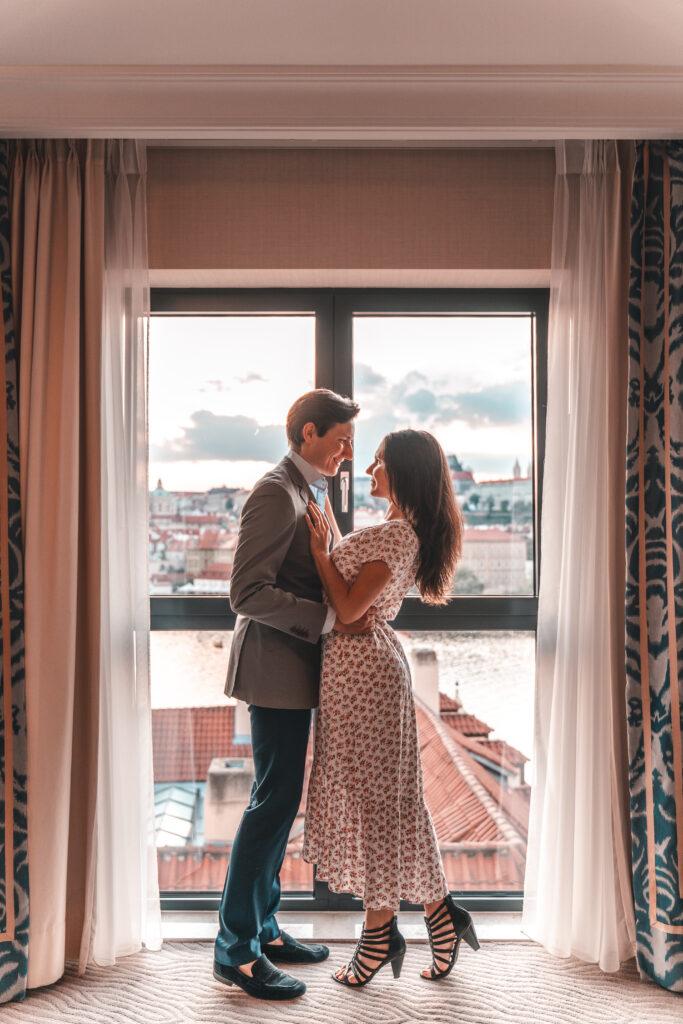 River View Suite Four Seasons Prague | The most luxurious stay in Prague at Four Seasons Prague