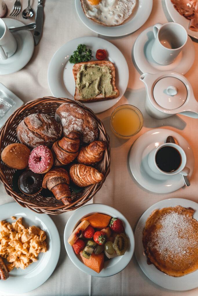 Breakfast |Naturhotel Leitlhof