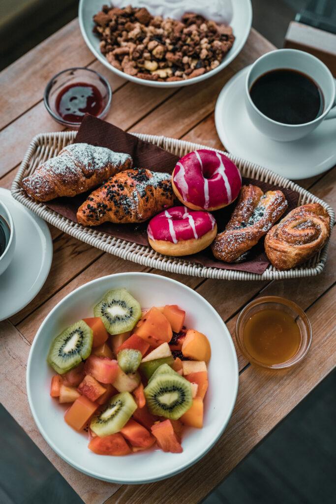 Breakfast at Alpenheim Charming Hotel & Spa