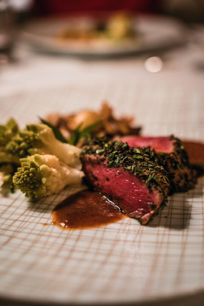 Dinner at Alpenheim Charming Hotel & Spa