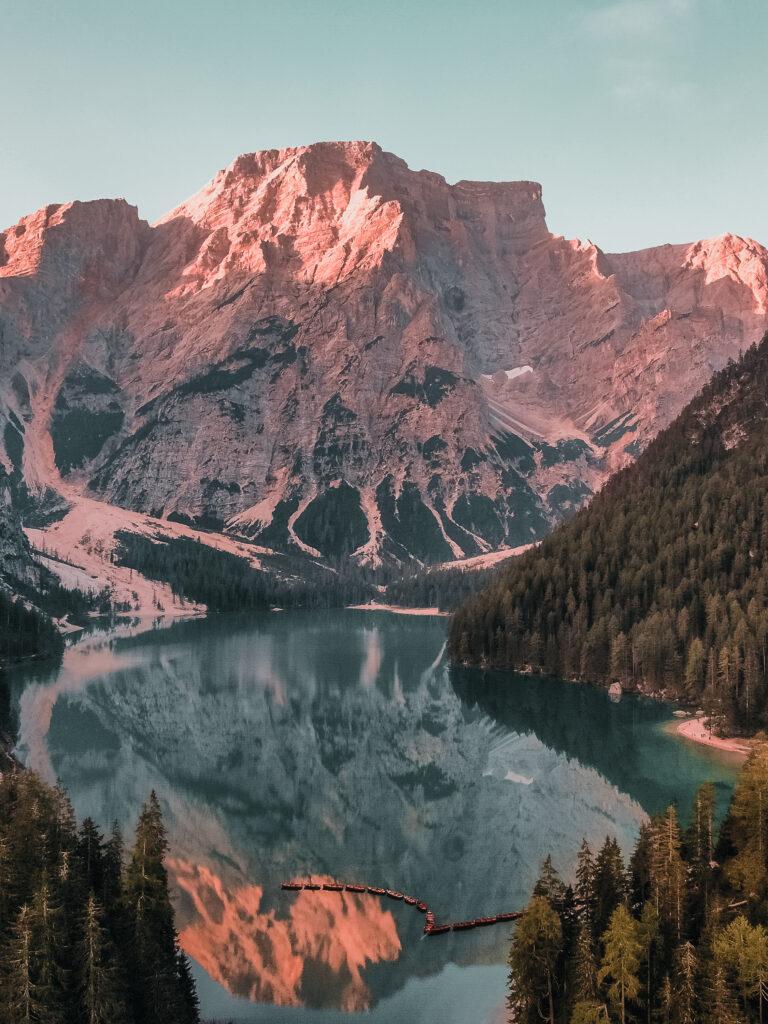 Lago di Braies | Dolomites