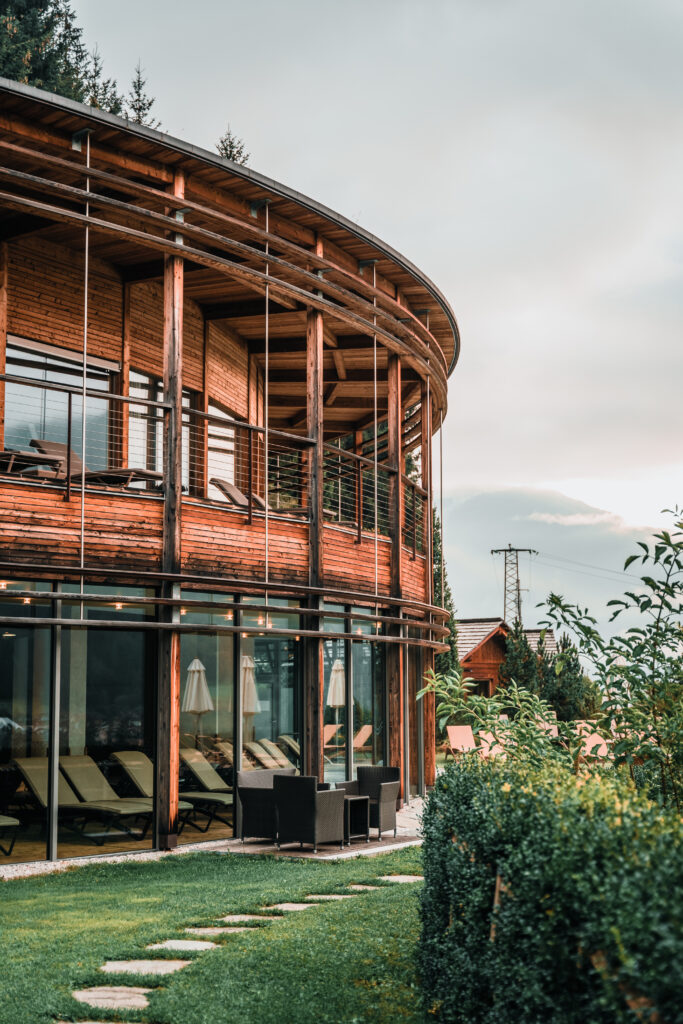 Leitlhof - A sustainable hotel in the Dolomites