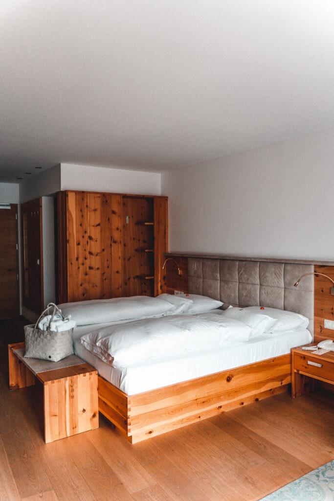 Naturhotel Leitlhof | Alpin Room in the Dolomites